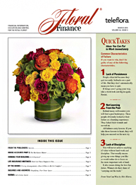 Floral Finance Cover