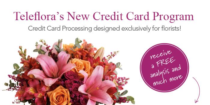 Credit Card Services Teleflora