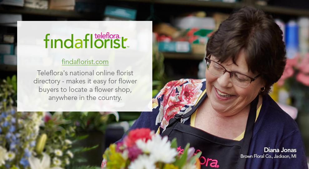 Find A Florist Teleflora