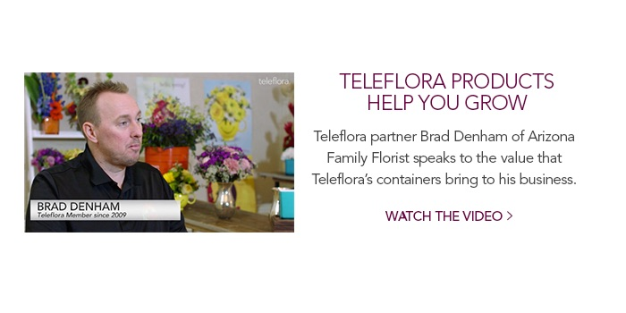 Benefits of Teleflora Products