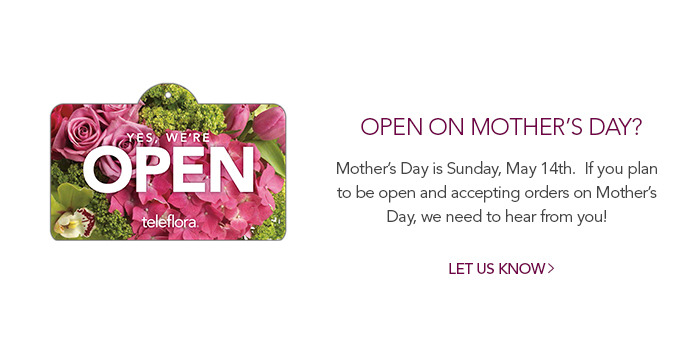 Mother's Day Opt-in